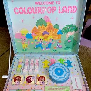 Colourpop x Hasbro:Colourpop Land PR box